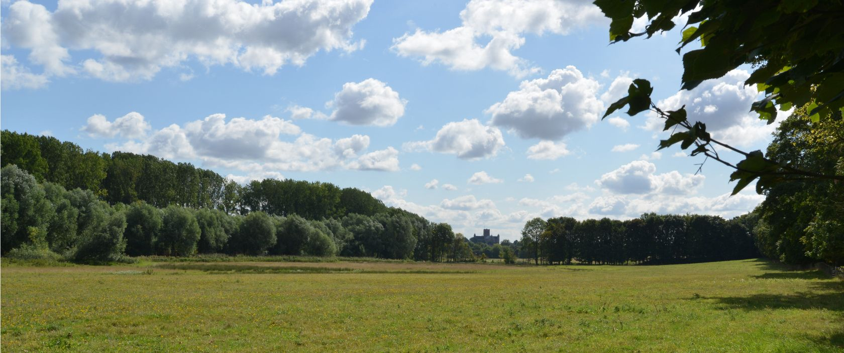Prae Meadow, part of Gorhambury Estate, St Albans